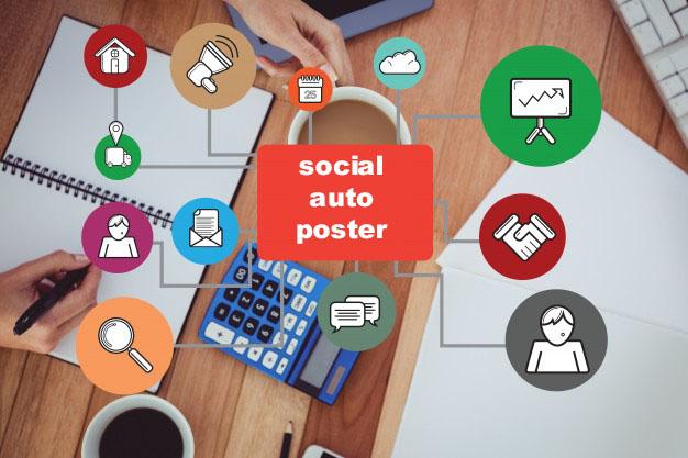 افزونه ارسال اتوماتیک محتوا به شبکههای اجتماعی